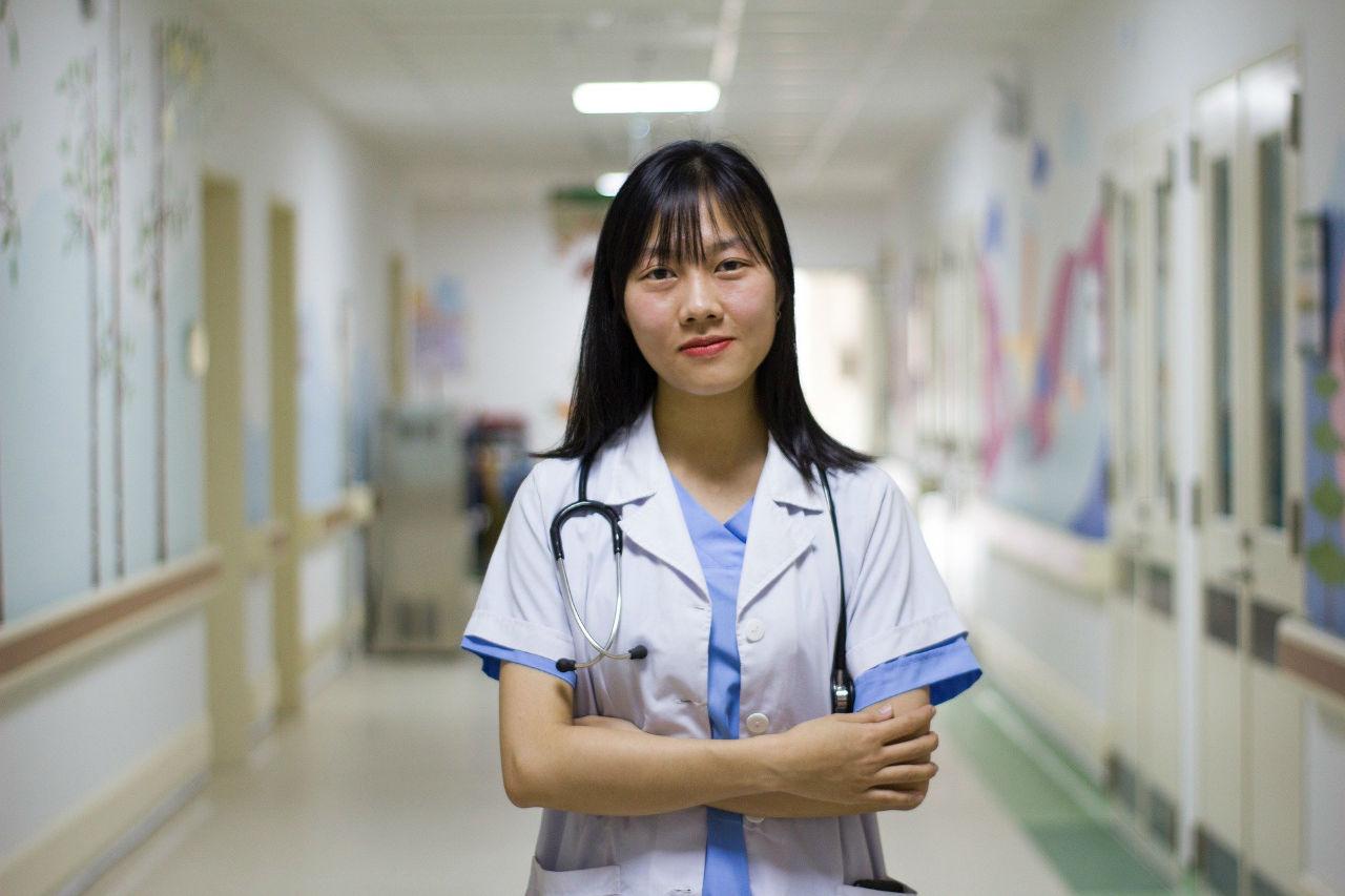 blouses medicales femmes